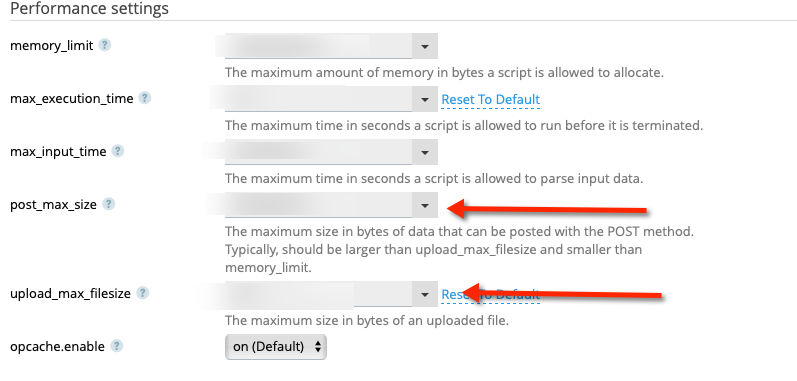 Increase Max Upload File Size – Documentation and Tutorials